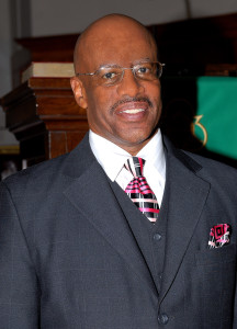 Reverend Dr. Robert A. Diggs photo